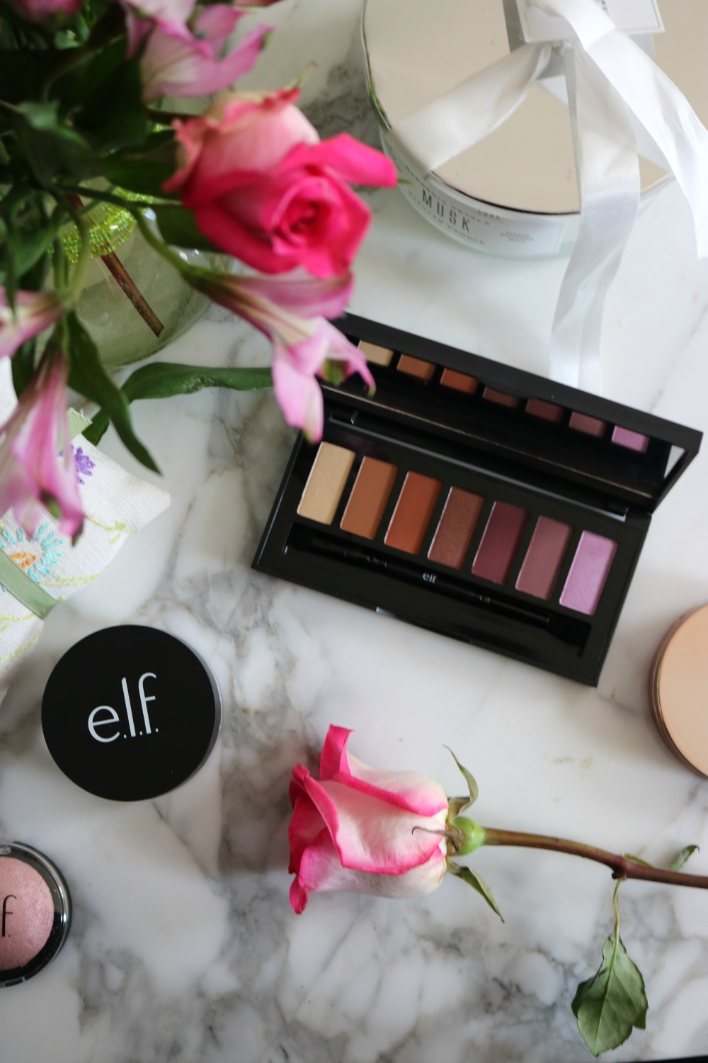 Most Popular Blog Posts of 2018 I Elf Chormatic Eyeshadow Palette #CrueltyFreeBeauty #SpringMakeup