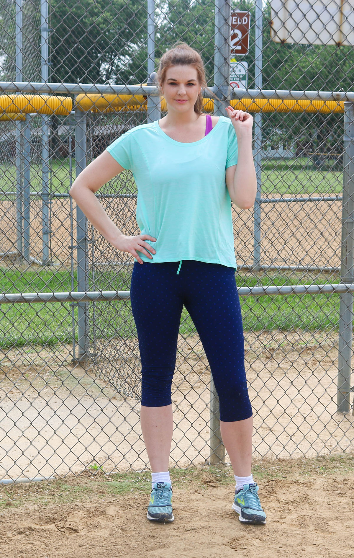 Stylish Summer Workout Outfits I DreaminLace.com #WorkoutGear #Fitness #SummerWorkout #Stylish