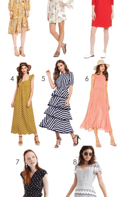 Summer Sundresses Under $100