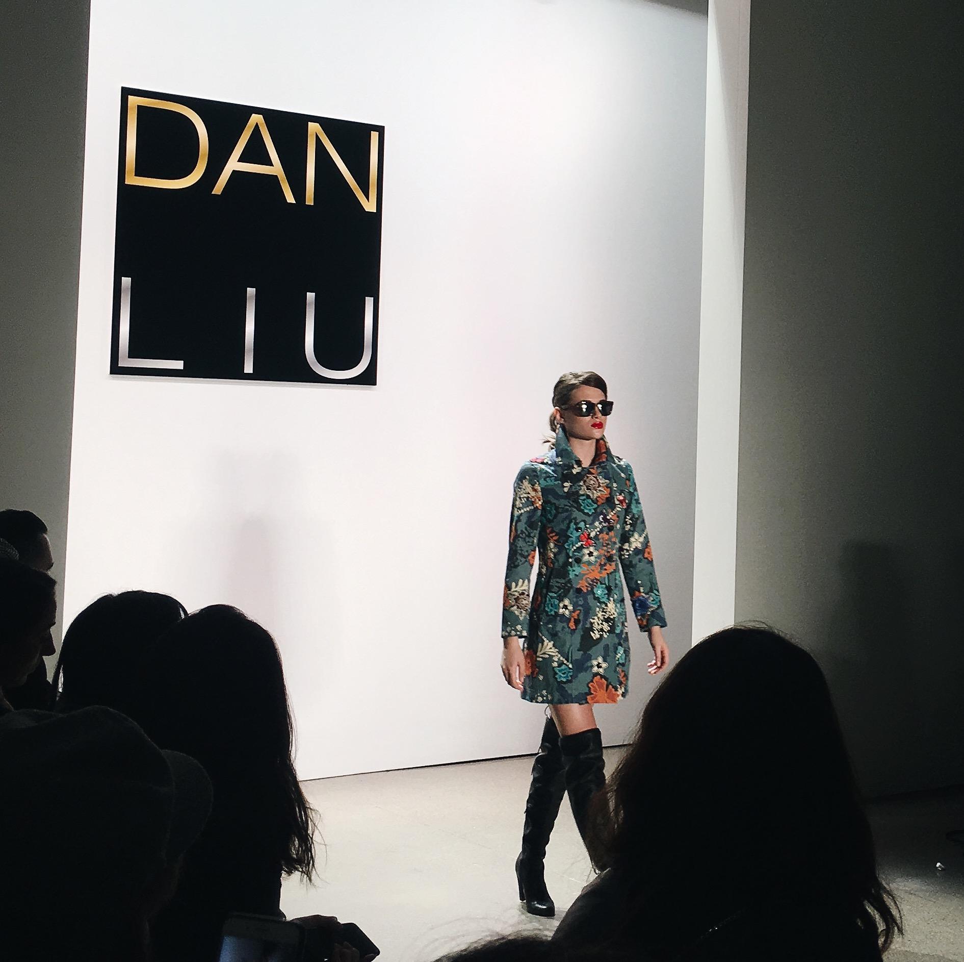 Most Anticipated NYFW Shows I Dan Liu Fall 2018 Runway #NYFW #Runway #DesignerFashion
