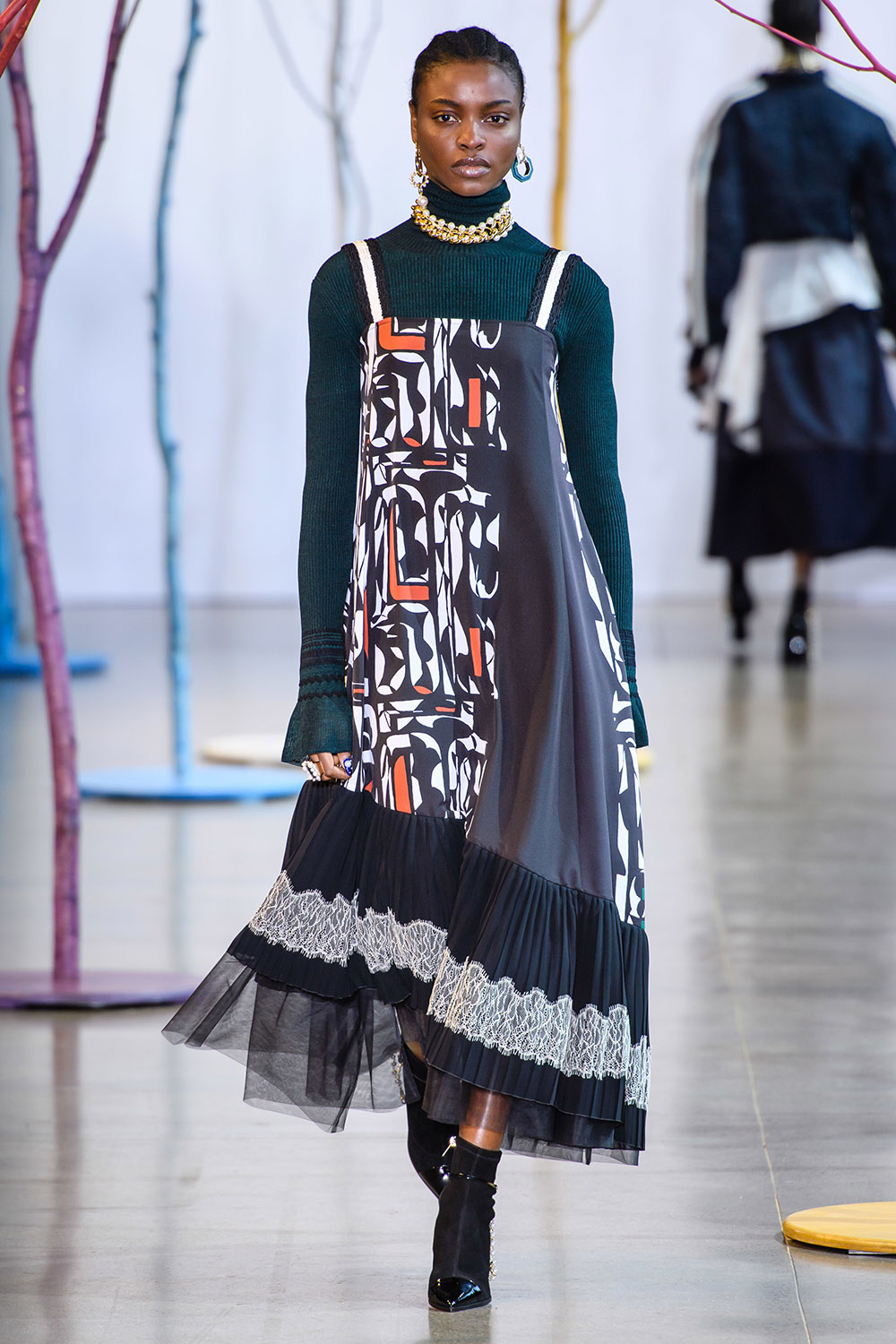 Best NYFW Looks I Adeam Fall 2019 Collection #NYFW #Fall2019 #FW19 #Runway
