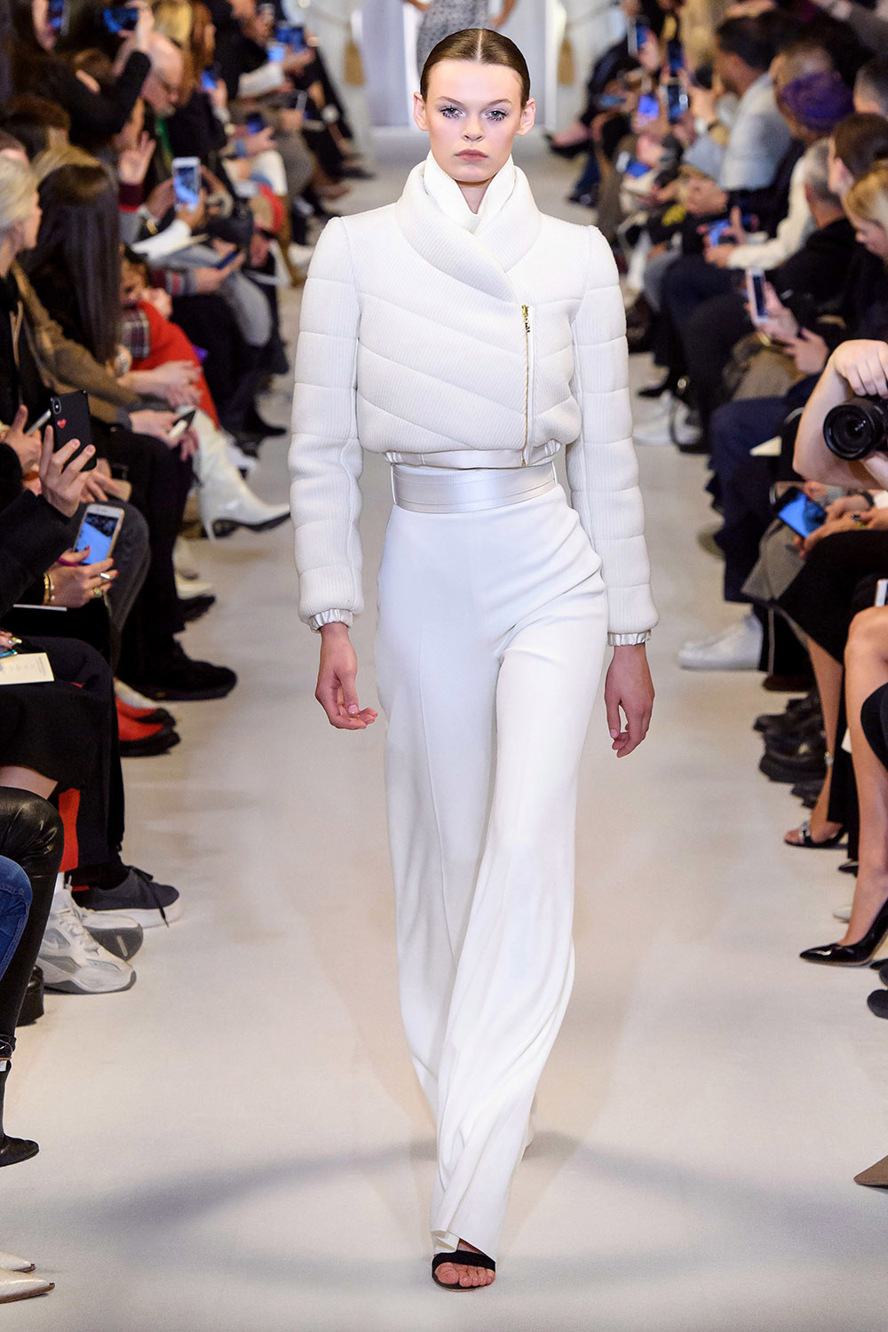 Best NYFW Looks I Brandon Maxwell Fall 2019 Collection #NYFW #Fall2019 #FW19 #Runway