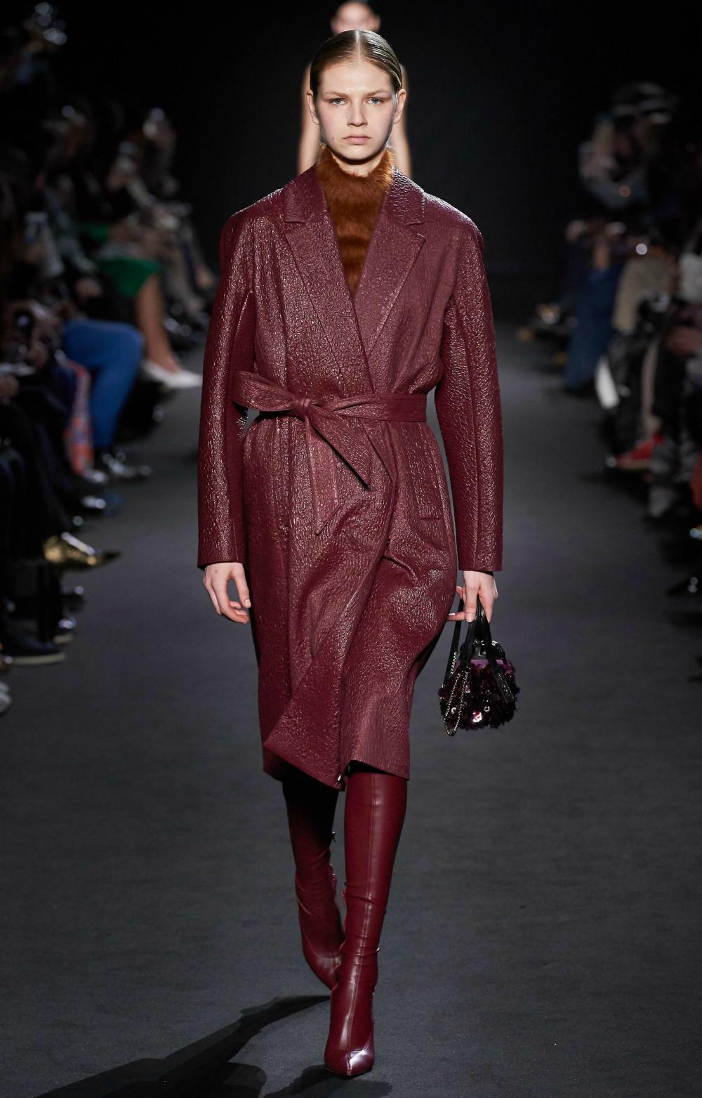 Best Paris Fashion Week Looks -Rochas Fall 2019 Runway Collection #PFW #FashionWeek