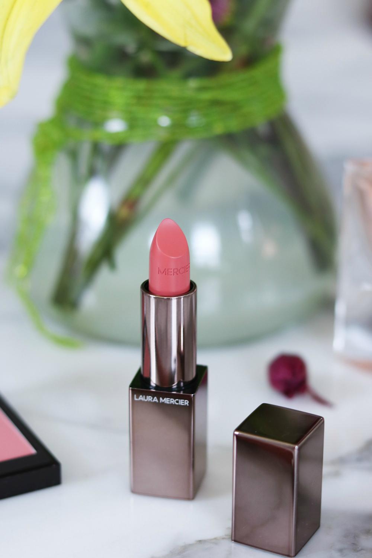 Laura Mercier Silky Creme Lipstick Review #LauraMercier #Lipstick #Makeup