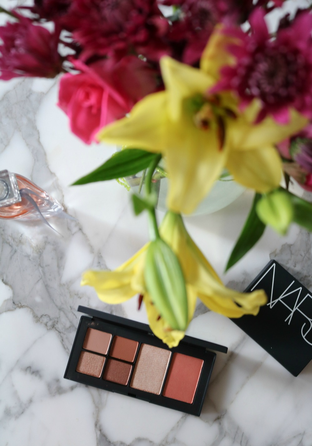 Best Blog Posts of 2019 I NARS Fever Dream Palette