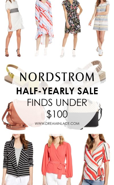 Nordstrom Half-Yearly Sale Finds Under $100