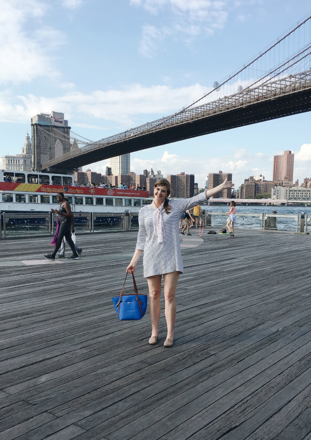 Affordable New York City Travel Guide I Dumbo, Brooklyn #Travel #TravelGuide #NYC