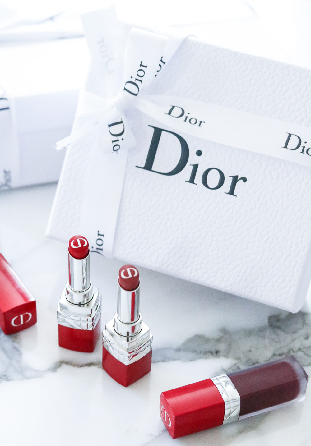 Dior Ultra Care Lipsticks I Luxury Makeup Blog DreaminLace.co