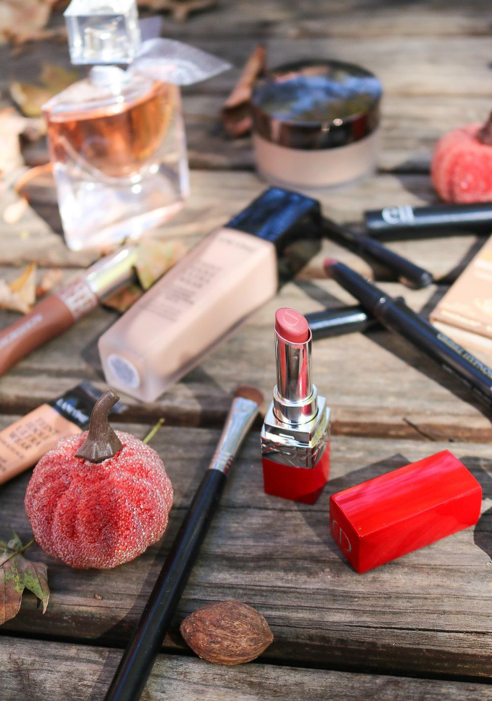 Easy and Fast Fall Makeup Look I Lancome, Dior Makeup and MAC Cosmetics #makeup #beautytips #beautyblog #makeupblog