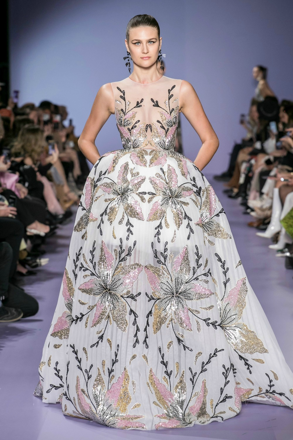 Best Spring Couture 2020 Looks I Georges Hobeika