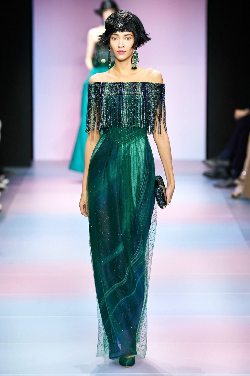 Best Spring Couture 2020 Looks I Armani Prive Runway