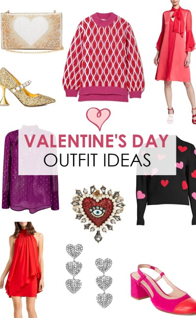 Festive Valentine's Day Outfit Ideas