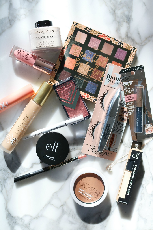 New Drugstore Makeup Testing I Beauty Blog DreaminLace.com
