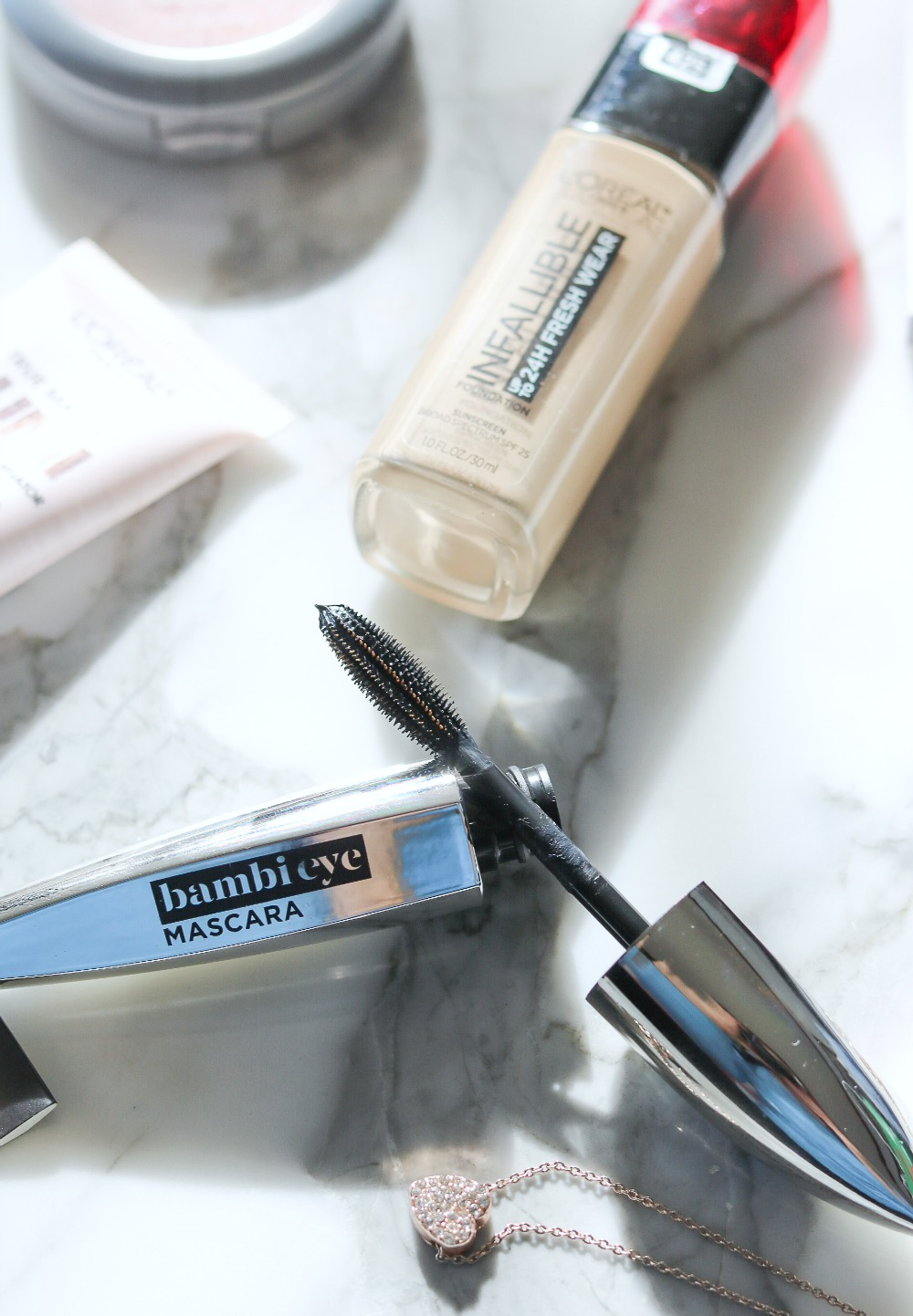 Loreal Bambi Mascara Review I Drugstore Makeup
