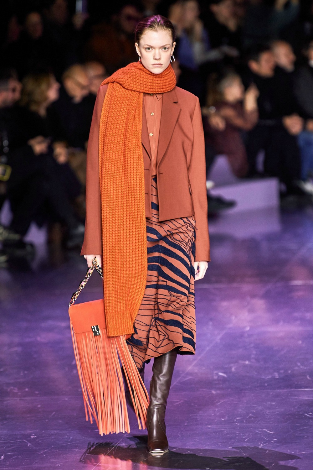 Best MFW Runway Looks I Boss Fall 2020 Collection