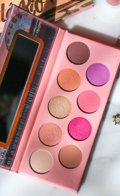 Visit LA with This Essence Eyeshadow Palette