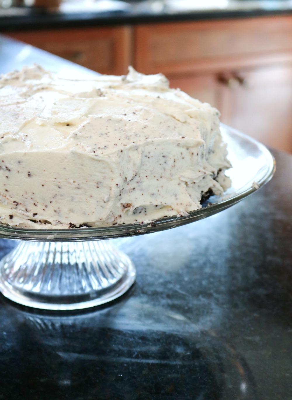 Vegan Ina Garten Chocolate Cake Recipe I Dreaminlace.com