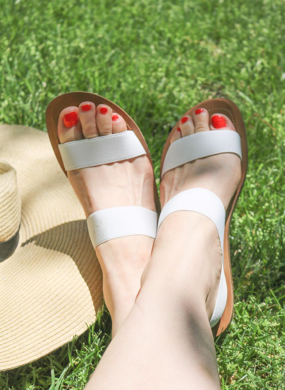 Affordable Sandals Under $50 I Dreaminlace.com