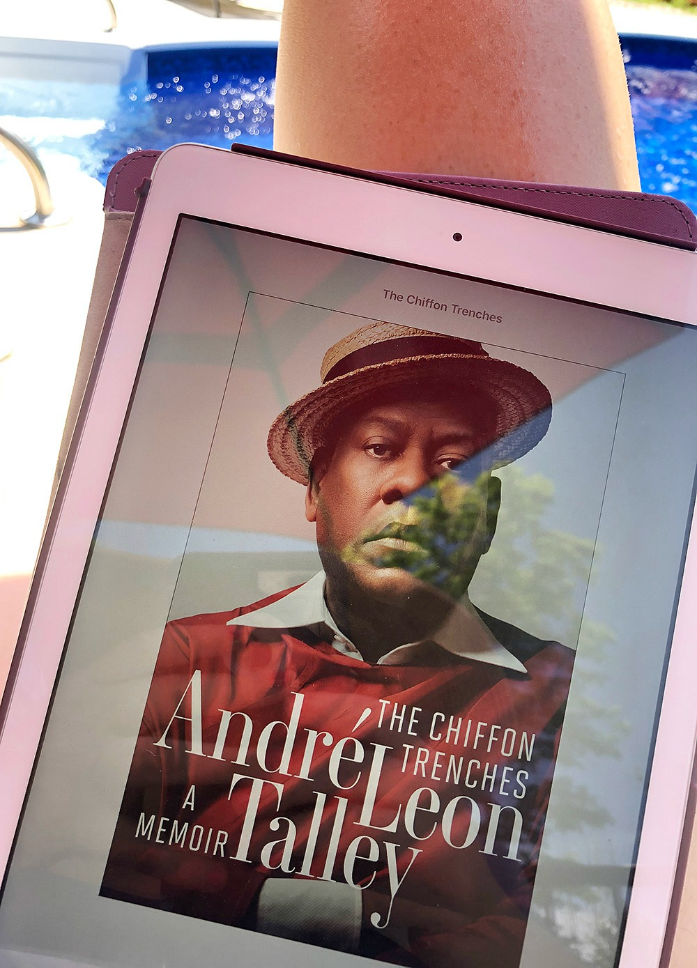 2020 Summer Reading List I The Chiffon Trenches by Andre Leon Talley