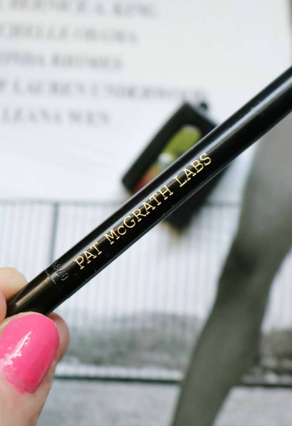10 Pat McGrath Masterclass Tips on Eyeliner and Mascara I Dreaminlace.com