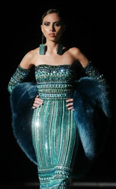 Georges Hobeika Couture Scores a Major Triumph