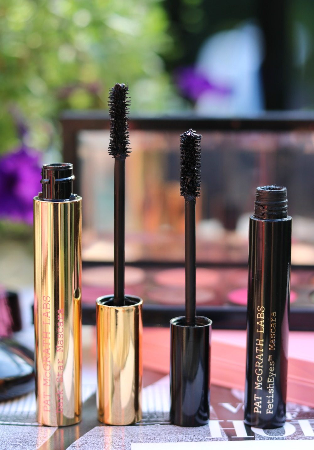 Pat McGrath Dark Star Mascara Review and Comparison I DreaminLace.com #BeautyTips #BeautyBlog