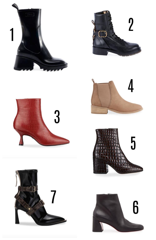 Neiman Marcus Fall 2020 Boots Selection I Dreaminlace.com #fallfashion #boots #womensfashion