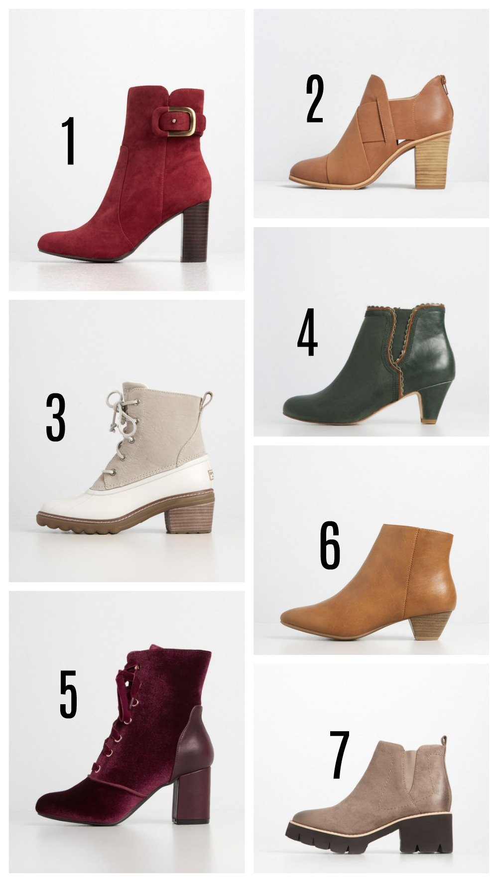 Modcloth Fall Boots for 2020 I Dreaminlace.com #Womensfashion #fallfashion #boots