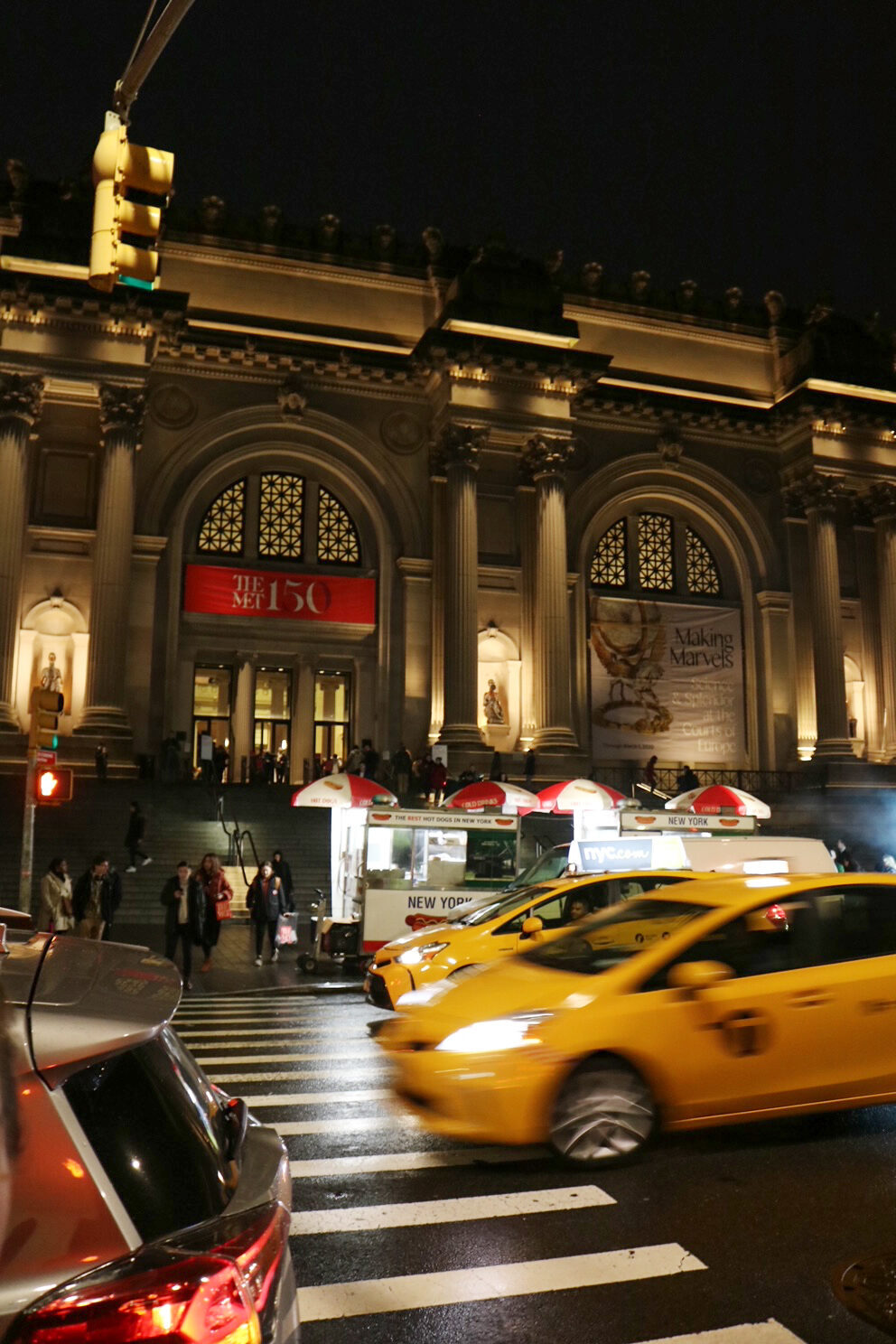 2020 Life Lessons - The Met in NYC