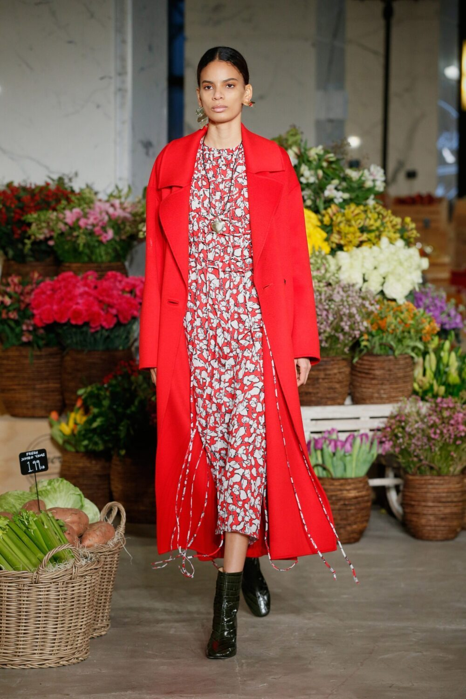 Best NYFW Looks I Jason Wu Fall 2021 Collection #fashionista #fashionblog