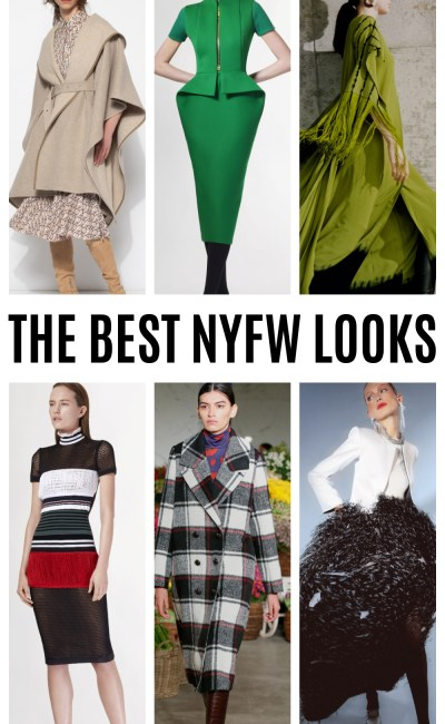 The Best NYFW Looks of the Fall 2021 Season