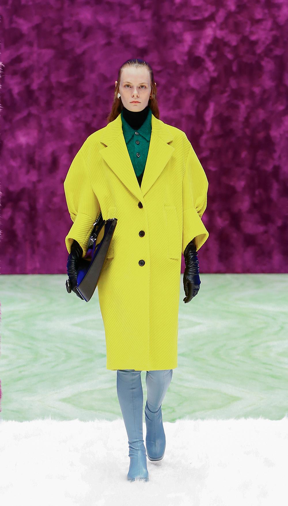 Best MFW Looks I Prada Fall 2021 Collection#fashionstyle #prada #fashionblog