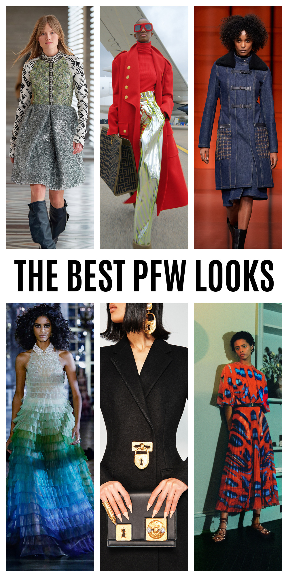 Best PFW Looks I DreaminLace.com #fashionstyle