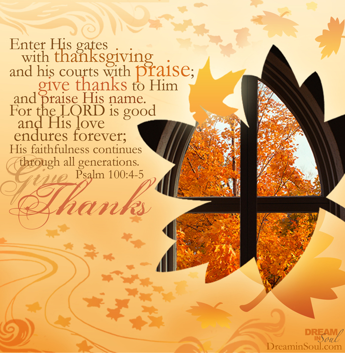 Word Give Thanks