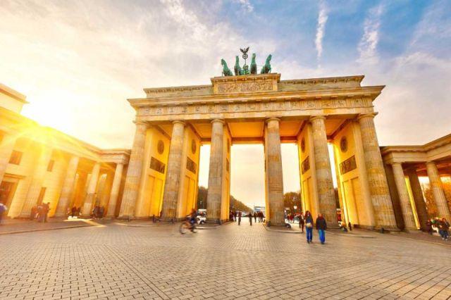 Как доехать из аэропорта Тегель до центра Берлина