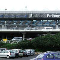 аэропорта Будапешт