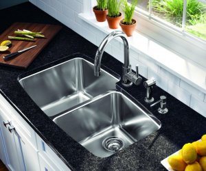 Single Bowl Steel Sink