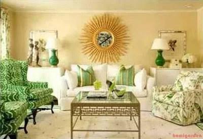 Küçük oturma odası için iç dekorasyon fikirleri
