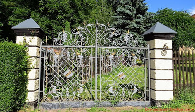 Front Gate: An Integral Part of Your Home Improvement Project