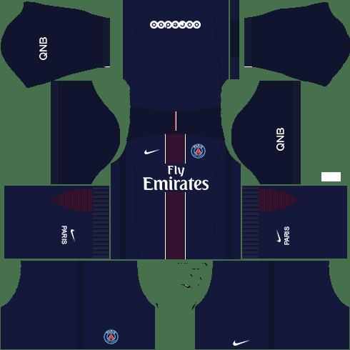 psg-dls-uniforme-casa