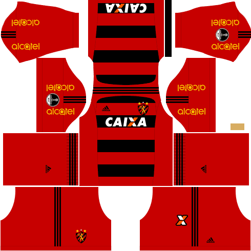 kit sport dls17 sul americana goleiro alternativo
