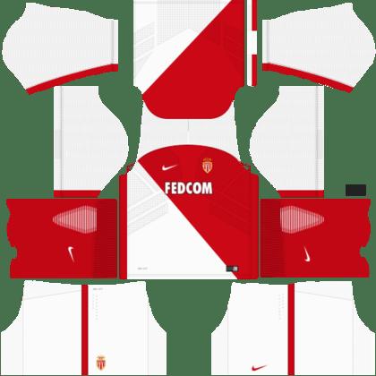kit Monaco DLS 20 uniforme casa