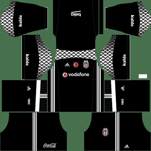 kit-besiktas-dls16-uniforme-goleiro-casa