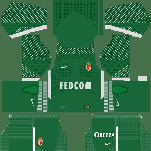 Kit-Monaco-dls17-home-Gk---uniforme-goleiro-casa