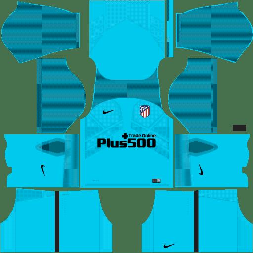 Kit-atletico-madrid-DLS17-away-Gk-uniforme-goleiro-fora-de-casa-17-18