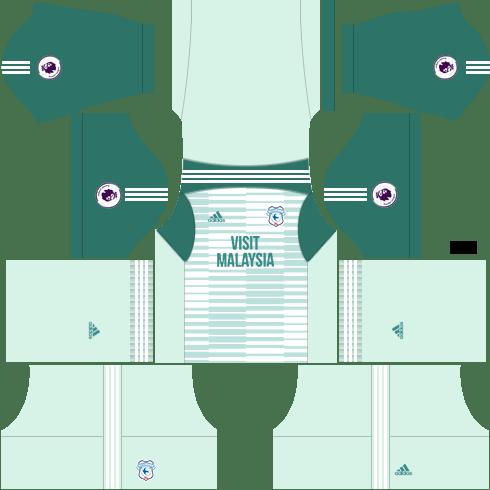 Kit-cardiff-city-dls-home-Gk-uniforme-goleiro-casa-18-19