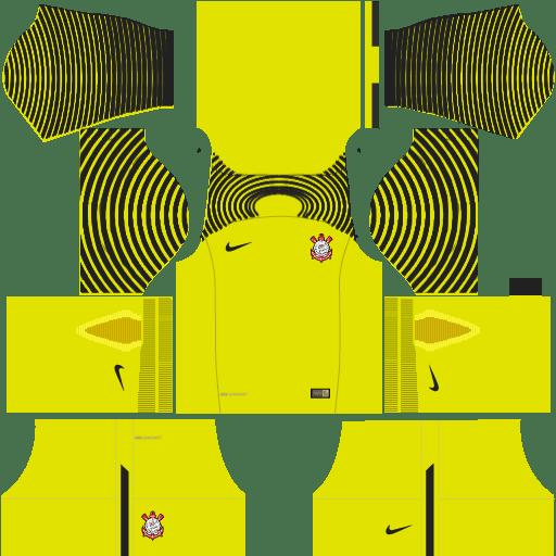 Kit-corinthians-dls18-uniforme-goleiro-casa-17-18