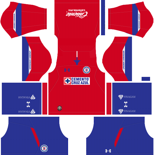Kit-cruz-azul-dls-third-terceiro-uniforme-18-19