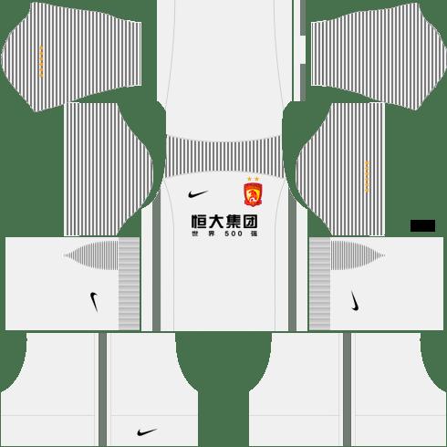 Kit-guangzhou-dls-away-Gk-uniforme-Goleiro-fora-de-casa-17-18