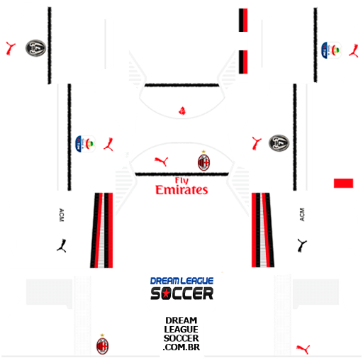 Kit-milan-dls-away-uniforme-fora-de-casa-18-19